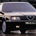 Image of Alfa Romeo 164 Second Restyling