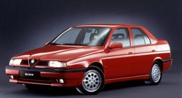 Alfa Romeo 155 generic image