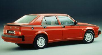 Alfa Romeo 75 generic image