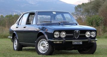 Alfa Romeo Alfetta generic image
