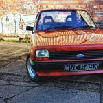 Image of Ford Fiesta MKI