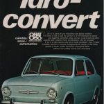 Image of Fiat 850 Idroconvert