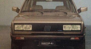 Fiat 131 Panorama Super 2000 (1983)