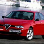 Image of Alfa Romeo 156 First Series Facelift