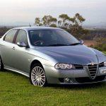Image of Alfa Romeo 156 Second Series