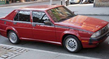Alfa Romeo Milano 2.5