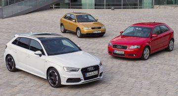 Audi A3 generic image