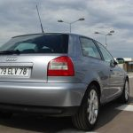 Image of Audi A3 I – Restyling (Typ 8L)
