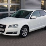 Image of Audi A3 II Restyling (Typ 8P)