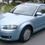 Image of Audi A3 II (Typ 8P)
