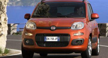 Fiat Panda generic image