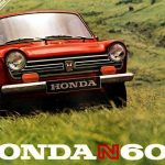 Image of Honda N600