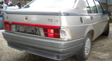 Alfa Romeo 75 1.6 (1986)