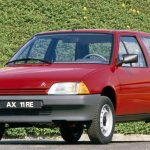 Image of Citroën AX I Serie