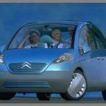 Image of Citroën C3 Lumière Concept