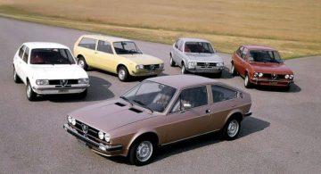 Alfa Romeo Alfasud generic image