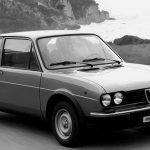 Image of Alfa Romeo Alfasud II Serie