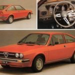 Image of Alfa Romeo Alfasud Sprint / Sprint