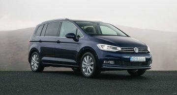 Volkswagen Touran generic image