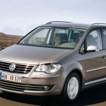Image of Volkswagen Touran I Facelift 2006