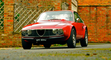 Alfa Romeo GT 1300 Junior Z