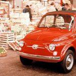 Image of Fiat 500 F