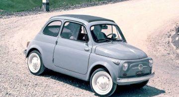 Fiat Nuova 500 Trasformabile Economica