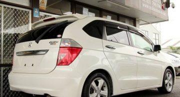 Honda Edix (エディックス) generic image