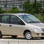 Image of Fiat Multipla II Restyling