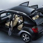 Image of Honda FR-V 2007-2009