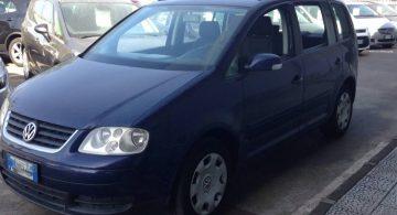 Volkswagen Touran 2.0 TDI 136HP Trendline