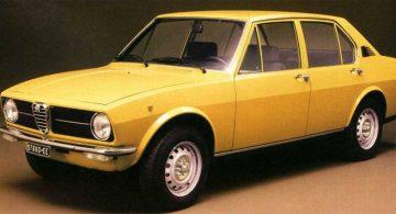 1975 Alfa Romeo Alfetta 1.6