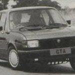 Image of Alfa Romeo Alfasud GTA