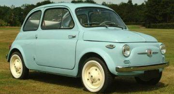 Fiat Nuova 500 Trasformabile
