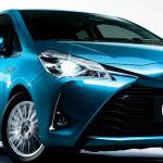 Image of Toyota Vitz