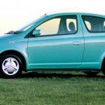 Image of Toyota Vitz I generation