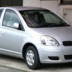 Image of Toyota Vitz I generation (Facelift)
