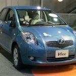 Image of Toyota Vitz II Generation