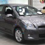 Image of Toyota Vitz II Generation Facelift
