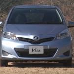 Image of Toyota Vitz III Generation