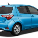 Image of Toyota Vitz III Generation Facelift II