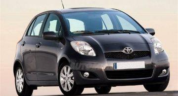 Toyota Yaris 1.0 Sol (2005)