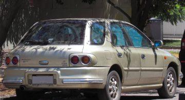 1998 Subaru Impreza Casa Blanca 4WD GF-GF2