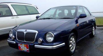 1998 Subaru Impreza Casa Blanca