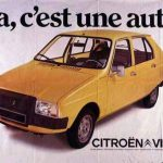 Image of Citroën Visa