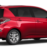 Image of Toyota Verso-S Facelift