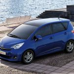 Image of Toyota Verso-S (Launch)