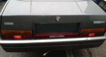 Alfa Romeo 90 2.0 iniezione