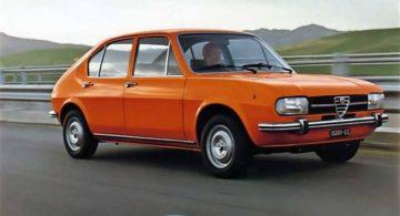 Alfa Romeo Alfasud 1.2 (1975)