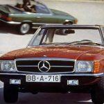 Image of Mercedes-Benz 107 Series
